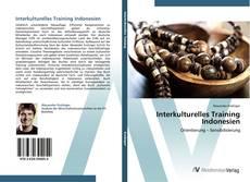 Capa do livro de Interkulturelles Training Indonesien