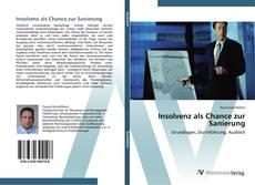 Buchcover von Insolvenz als Chance zur Sanierung