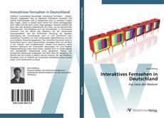 Interaktives Fernsehen in Deutschland kitap kapağı