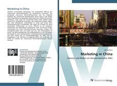 Borítókép a  Marketing in China - hoz