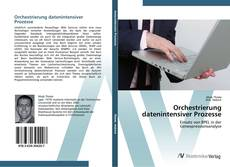 Buchcover von Orchestrierung datenintensiver Prozesse