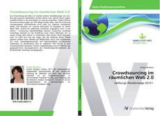 Bookcover of Crowdsourcing im räumlichen Web 2.0