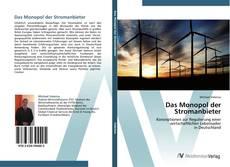 Buchcover von Das Monopol der Stromanbieter