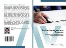 Online-Kompetenz von Senioren的封面