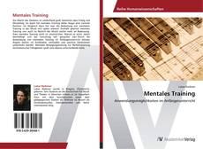 Capa do livro de Mentales Training