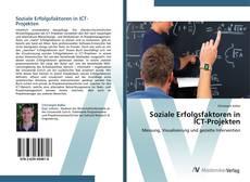 Обложка Soziale Erfolgsfaktoren in ICT-Projekten