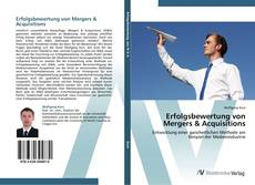 Bookcover of Erfolgsbewertung von Mergers & Acquisitions