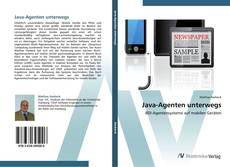 Capa do livro de Java-Agenten unterwegs
