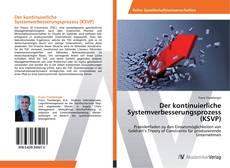Der kontinuierliche Systemverbesserungsprozess (KSVP)的封面