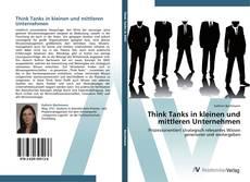Обложка Think Tanks in kleinen und mittleren Unternehmen