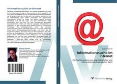 Buchcover von Informationssuche im Internet