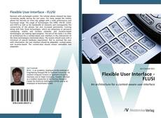 Buchcover von Flexible User Interface - FLUSI
