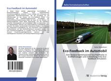 Buchcover von Eco-Feedback im Automobil