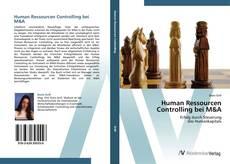 Buchcover von Human Ressourcen Controlling bei M&A