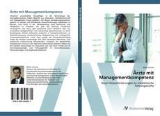 Portada del libro de Ärzte mit Managementkompetenz