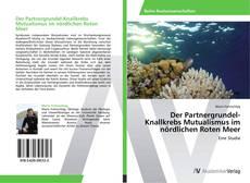 Der Partnergrundel-Knallkrebs Mutualismus im nördlichen Roten Meer的封面