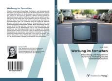 Werbung im Fernsehen kitap kapağı