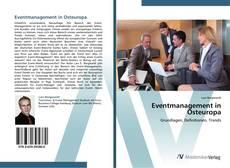 Portada del libro de Eventmanagement in Osteuropa