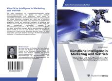 Buchcover von Künstliche Intelligenz in Marketing und Vertrieb