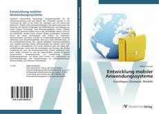 Bookcover of Entwicklung mobiler Anwendungssysteme