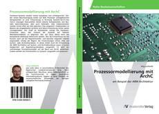 Portada del libro de Prozessormodellierung mit ArchC