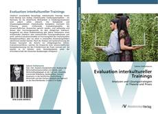 Обложка Evaluation interkultureller Trainings