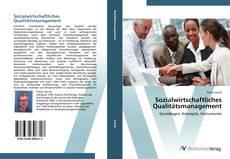 Portada del libro de Sozialwirtschaftliches Qualitätsmanagement