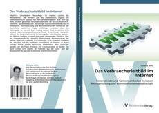Portada del libro de Das Verbraucherleitbild im Internet