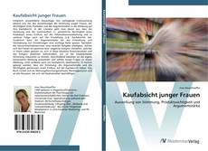 Bookcover of Kaufabsicht junger Frauen