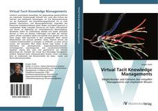 Buchcover von Virtual Tacit Knowledge Managements