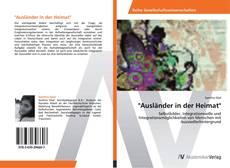 """""""Ausländer in der Heimat""""的封面"""