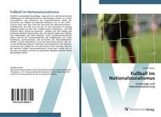 Copertina di Fußball im Nationalsozialismus
