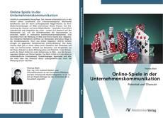 Buchcover von Online-Spiele in der Unternehmenskommunikation