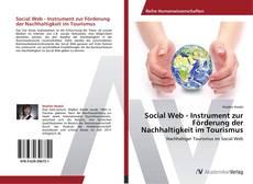 Buchcover von Social Web - Instrument zur Förderung der Nachhaltigkeit im Tourismus
