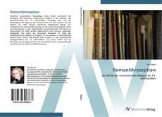 Bookcover of Romantikrezeption