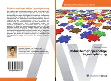 Bookcover of Robuste mehrperiodige Layoutplanung