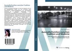 Bookcover of Aussiedlerfamilien zwischen Tradition und Moderne