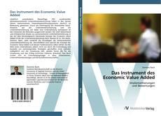 Das Instrument des Economic Value Added kitap kapağı