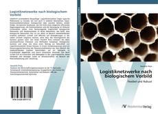 Capa do livro de Logistiknetzwerke nach biologischem Vorbild