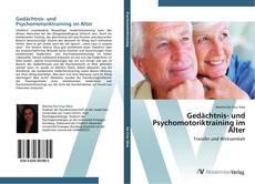Borítókép a  Gedächtnis- und Psychomotoriktraining im Alter - hoz