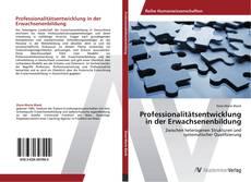 Buchcover von Professionalitätsentwicklung in der Erwachsenenbildung