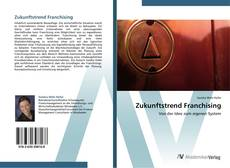 Bookcover of Zukunftstrend Franchising