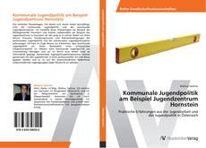 Обложка Kommunale Jugendpolitik am Beispiel Jugendzentrum Hornstein