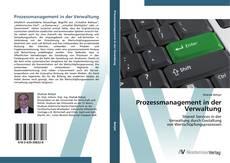 Buchcover von Prozessmanagement in der Verwaltung
