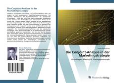 Die Conjoint-Analyse in der Marketingstrategie kitap kapağı
