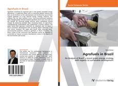 Portada del libro de Agrofuels in Brazil