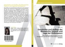 Bookcover of Geschichte und Aufbau der Bösewichte Shylock und Jago bei Shakespeare