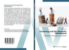 Buchcover von Factoring und der deutsche Mittelstand