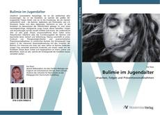 Bookcover of Bulimie im Jugendalter