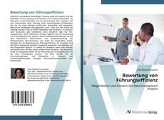Bookcover of Bewertung von Führungseffizienz